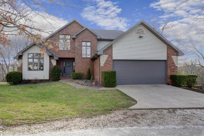 Ozark MO Single Family Home For Sale: $504,750