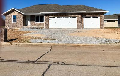 Monett Single Family Home For Sale: 410 Penzance Street