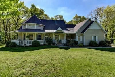 Rogersville Single Family Home For Sale: 326 Wilderness Road