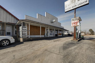 Commercial For Sale: 13966 Us Highway 160