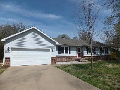 Joplin Single Family Home For Sale: 2655 East 9th Street