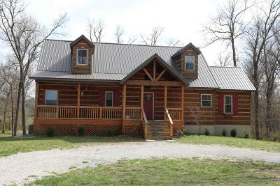 Polk County Single Family Home For Sale: 1556 East 464th Road