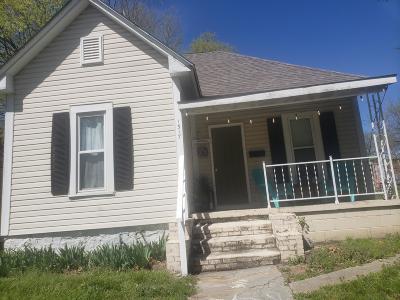 Joplin Single Family Home For Sale: 1317 East Furnace Street