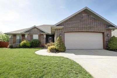 Ozark MO Single Family Home For Sale: $207,500