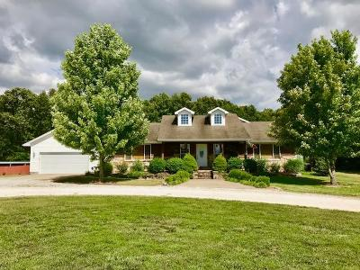 Bolivar Single Family Home For Sale: 4346 South 168th Road