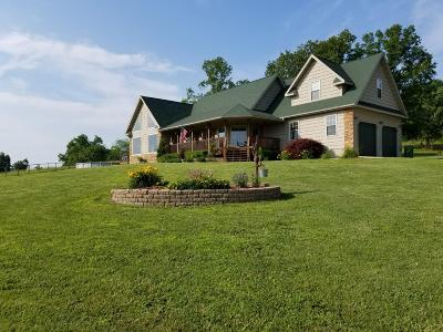 Mountain Grove MO Single Family Home For Sale: $495,500
