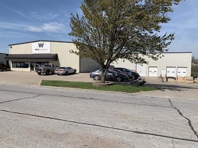 Christian County Commercial For Sale: 1211 Eagle Crest Street