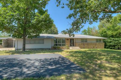 Joplin Single Family Home For Sale: 2605 West 32nd Street