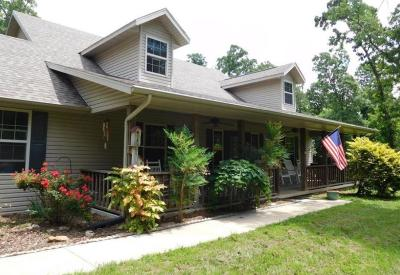 Bolivar Single Family Home For Sale: 1619 East 465th Road