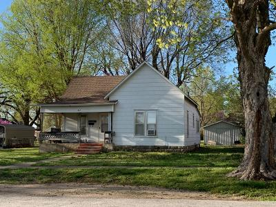 Aurora Single Family Home For Sale: 415 West College Street