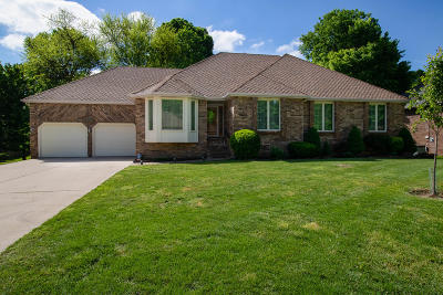 Springfield MO Single Family Home For Sale: $369,900