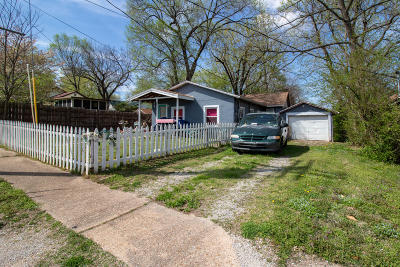 Branson MO Single Family Home For Sale: $75,000