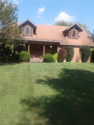 Nixa Single Family Home For Sale: 304 North Gregg Road