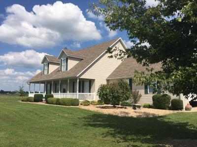 Rogersville Single Family Home For Sale: 6248 South State Hwy Vv