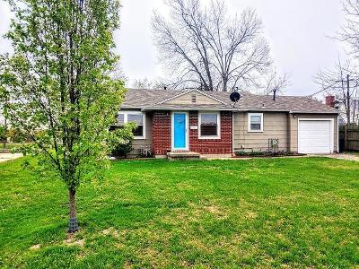 El Dorado Springs Single Family Home For Sale: 1017 South Park