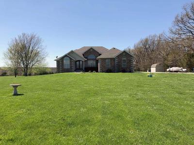 Strafford Single Family Home For Sale: 4891 North Farm Road 249