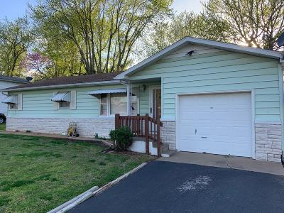 Springfield MO Single Family Home For Sale: $87,900