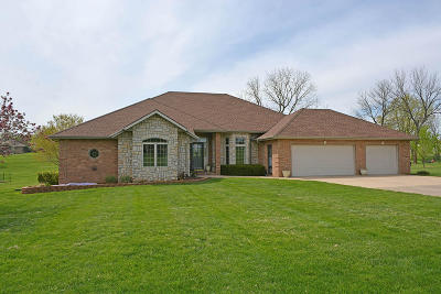 Ozark Single Family Home For Sale: 4503 North Quail Run Road