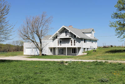 Cedar County Single Family Home For Sale: 11540 South Hwy 39