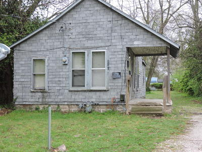 Springfield MO Single Family Home For Sale: $19,900