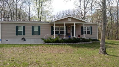 Bolivar Single Family Home For Sale: 4193 South 82nd Road