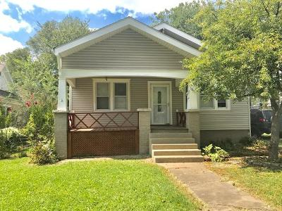 Springfield Single Family Home For Sale: 1863 North Grant Avenue