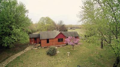 El Dorado Springs Farm For Sale: 1934 South 1251 Road
