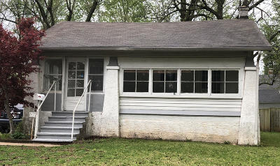 Springfield Single Family Home For Sale: 1172 South Jefferson Avenue