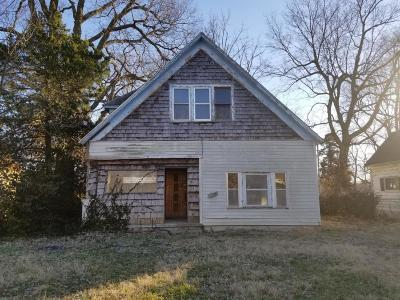 Springfield Single Family Home For Sale: 1206 West Webster Street