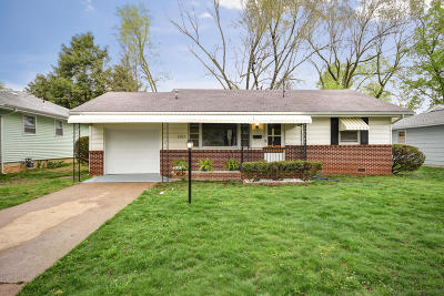 Springfield Single Family Home For Sale: 1251 East Cozy Street