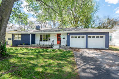 Springfield Single Family Home For Sale: 1857 South Glencrest Drive
