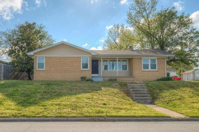 Joplin Single Family Home For Sale: 2831 Kentucky Avenue