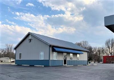 Christian County Commercial For Sale: 443 Us Highway 60