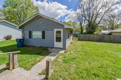 Marionville Single Family Home For Sale: 508 South Necessity Street