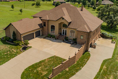 Willard Single Family Home For Sale: 7512 Turkey Hatch Lane