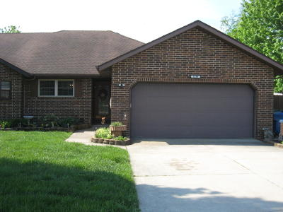 Nixa Condo/Townhouse For Sale: 1288 West Bridgewood Place