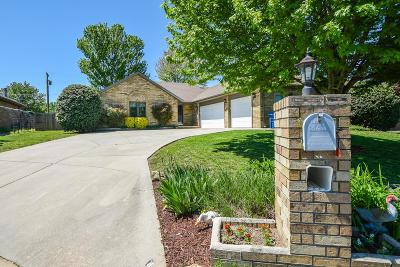 Nixa MO Single Family Home For Sale: $229,000
