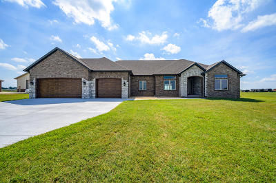 Christian County Single Family Home For Sale: 118 Clearview Court