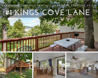 Reeds Spring Single Family Home For Sale: 1 Kings Cove Lane