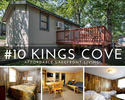 Reeds Spring Single Family Home For Sale: 10 Kings Cove Lane