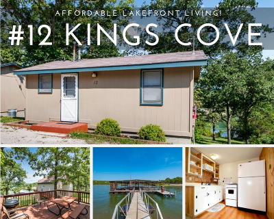 Reeds Spring Single Family Home For Sale: 12 Kings Cove Lane