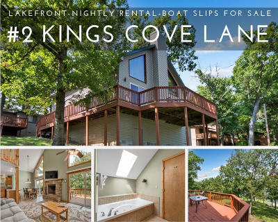 Reeds Spring Single Family Home For Sale: 2 Kings Cove Lane