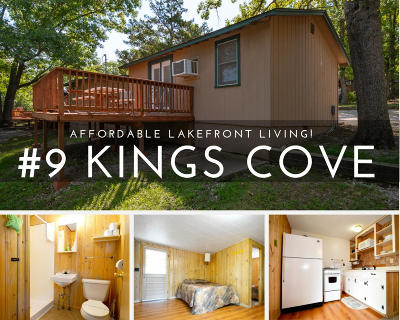 Reeds Spring Single Family Home For Sale: 9 Kings Cove Lane