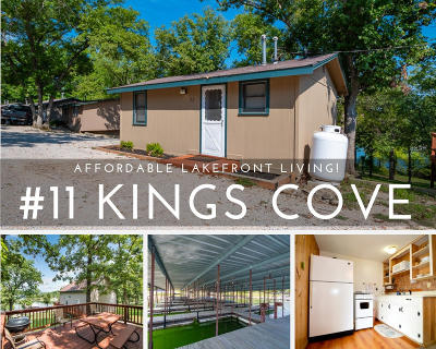 Reeds Spring Single Family Home For Sale: 11 Kings Cove Lane