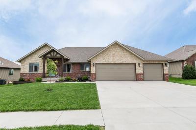 Republic Single Family Home For Sale: 1446 South Antietam Road