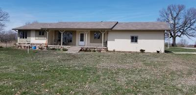 Cassville Single Family Home For Sale: 17114 State Hwy 248