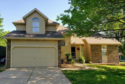 Nixa MO Single Family Home For Sale: $239,500