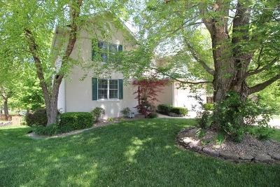 Single Family Home For Sale: 795 Brook Forest Road