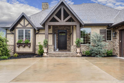 Nixa Single Family Home For Sale: 1293 South Waterstone