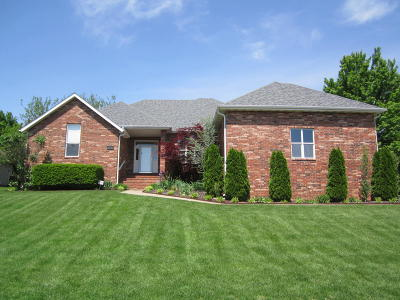 Nixa Single Family Home For Sale: 783 Rippling Creek Road